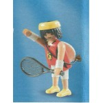 PLAYMOBIL FI?URES 5598 SERIE 9 TENNIS PLAYER