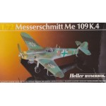 Plastic model kit scale 1: 72 HELLER HUMBOROL 80229 MESSERSCHMITT ME 109 K4 new in open box