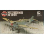 plastic model kit scale 1 : 72 AIRFIX 02048 MESSERSCHMITT ME BF 109E new in open box