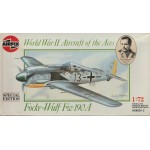 plastic model kit scale 1 : 72 AIRFIX 02085 FOCKE WULF FW 190 A new in open box