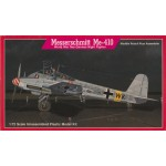 plastic model kit scale 1 : 72 LINDBERG 473 MESSERSCHMITT ME 410 new in open box
