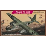 plastic model kit scale 1 : 72 LINDBERG 472 ARADO AR 234 B new in open box