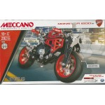 MECCANO 16305 damaged box MOTO DUCATI MONSTER 1200