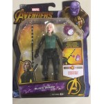 "MARVEL AVENGERS INFINITY WAR ACTION FIGURE 6"" - 15 cm BLACK WIDOW Hasbro E 1411"