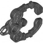 LEGO USED BIONICLE REPLACEMENT PART 98562 HANDCUFFS W. Ø4.85 HOLE TITAN METAL.