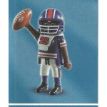 PLAYMOBIL FI?URES 5596 SERIE 8 AMERICAN FOOTBALL ATHLETE