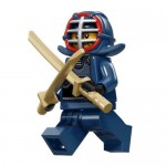 LEGO MINIFIGURES 71011 12 KENDO FIGHTER SERIE 15