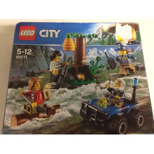 LEGO CITY 60171 damaged box MOUNTAIN FUGITIVE