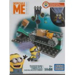 MEGA bloks DESPICABLE ME / MINIONS dky 85 MAILROOM MANIA