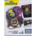 MEGA BLOKS DESPICABLE ME / MINIONS CNF 49 SILLY TV