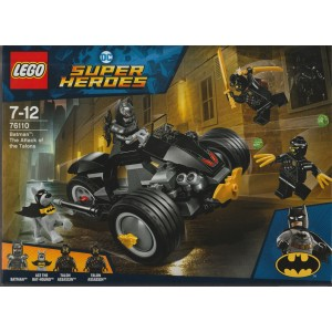 LEGO DC SUPER HEROES 76110 BATMAN : THE ATTACK OF THE TALONS