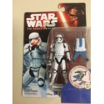 "STAR WARS ACTION FIGURE 3.75 "" - 9 cm FIRST ORDER STORMTROOPER hasbro B4172"