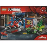 LEGO JUNIORS EASY TO BUILD 10754 SPIDER MAN VS SCORPION : STREET SHOWDOWN