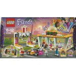 LEGO FRIENDS 41349 IL FAST FOOD DEL GO KART