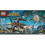 LEGO SUPER HEROES 76111 BATMAN : SCONTRO CON BROTHER EYE
