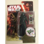 "STAR WARS ACTION FIGURE 3.75 "" - 9 cm KYLO REN hasbro B3446"