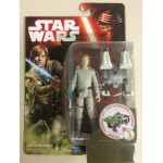 "STAR WARS ACTION FIGURE 3.75 "" - 9 cm LUKE SKYWALKER hasbro B3448"