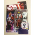 "STAR WARS ACTION FIGURE 3.75 "" - 9 cm POE DAMERON hasbro B3449"