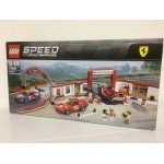 LEGO SPEED CHAMPIONS 75889 ULTIMATE FERRARI GARAGE
