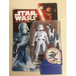 "STAR WARS ACTION FIGURE 3.75 "" - 9 cm FIRST ORDER SNOWTROOPER hasbro B4168"