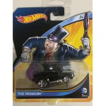 HOT WHEELS - DC COMICS SUPERHERO CHARACTER CAR THE JOKER single vehicle package DMM16 07NT
