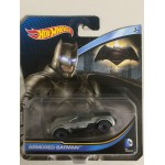 HOT WHEELS - DC COMICS SUPERHERO CHARACTER CAR THE PENGUIN single vehicle package DMM17 07NT