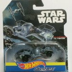 HOT WHEELS - STAR WARS CARSHIPS BOBA FETT'S SLAVE I single vehicle package DPV28