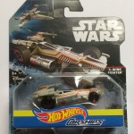 HOT WHEELS - STAR WARS CARSHIPS TIE FIGHTER single vehicle package DPV27