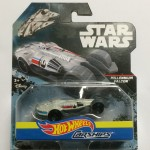 HOT WHEELS - STAR WARS CARSHIPS X WING FIGHTER single vehicle package DPV26