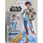 "STAR WARS ACTION FIGURE 3.75 "" - 9 cm MAJOR VONREG hasbro E4379"