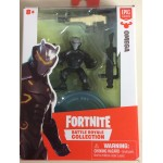 FORTNITE BATTLE ROYALE COLLECTION DUO PACK 2 ACTION FIGURES PACK OMEGA BRITTE BOMBER EPIC GAMES 35634
