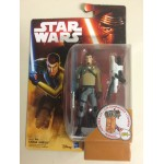"STAR WARS ACTION FIGURE 3.75 "" - 9 cm FIRST KANAN JARRUS hasbro B4183"