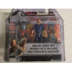 "JURASSIC WORLD FIGURE 3.75 "" - 9 cm OWEN & BABY BLUE MATTEL FMM 01"