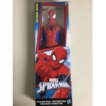 "MARVEL SPIDER MAN ACTION FIGURE 12 "" - 30 cm SPIDER MAN HASBRO E0649 TITAN HERO SERIES"