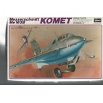plastic model kit scale 1 : 32 HASEGAWA deluxe serie S014 : 1800 MESSERSCHMITT ME 262A new in open box