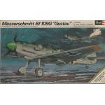 plastic model kit scale 1 : 32 HASEGAWA deluxe serie S005 : 1300 MESSERSCHMITT ME 109E new in open box