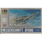 plastic model kit scale 1 : 48 HASEGAWA J1 MESSERSCHMITT BF 109E-3 new in open box