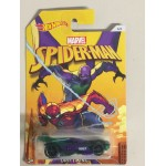 HOT WHEELS - MARVEL SUPERHERO CHARACTER CAR TEEGRAY spider man the homecoming single vehicle package DWD18