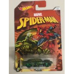 HOT WHEELS - MARVEL SUPERHERO CHARACTER CAR DRIFT KING ( PROWLER )spider man the homecoming single vehicle package DWD20