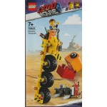 LEGO THE LEGO MOVIE 2 70823 IL TRICICLO DI EMMETT