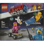 LEGO THE LEGO MOVIE 2 70841 LA SQUADRA SPAZIALE DI BENNY