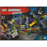 LEGO JUNIORS EASY TO BUILD 10753 THE JOKER BATCAVE ATTACK