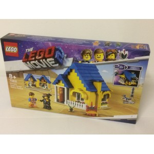 LEGO THE LEGO MOVIE 2 70831 EMMET'S DREAM HOUSE / RESCUE ROCKET