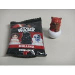 "STAR WARS ROLLINZ ANAKIN SKYWALKER 1 & 1/2"" ACTION FIGURE Italy only New in opened bag"
