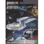 KRE-O STAR TREK MICRO SHIP A 3368 U.S.S. ENTERPRISE