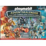 PLAYMOBIL ADVENT CALENDAR 70187 FIGHT FOR THE MAGICAL STONE