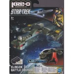 KRE-O STAR TREK MICRO SHIP A 3369 KLINGON D7 BATTLE CRUISER