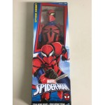 "MARVEL SPIDER MAN ACTION FIGURE 12 "" - 30 cm KID ARACHNID HASBRO C0021 TITAN HERO SERIES"