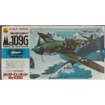 plastic model kit scale 1 : 72 HASEGAWA / HALES S 108 MESSERSCHMITT ME 109G new in open box