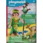 PLAYMOBIL SPECIAL PLUS 70059 ELF WITH DEER
